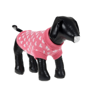Silvercell-Pets-Puppy-Dogs-Clothes-Jacket-Little-Heart-Knit-Sweater-Coat-Pink-XL_4